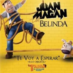 Juan Magán,Belinda - Te voy a esperar